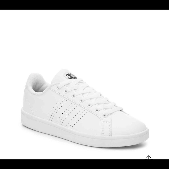 Adidas Advantage Memory Foam Sneakers